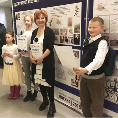 Фото с конкурса, студия Архитерик, архитектура детям