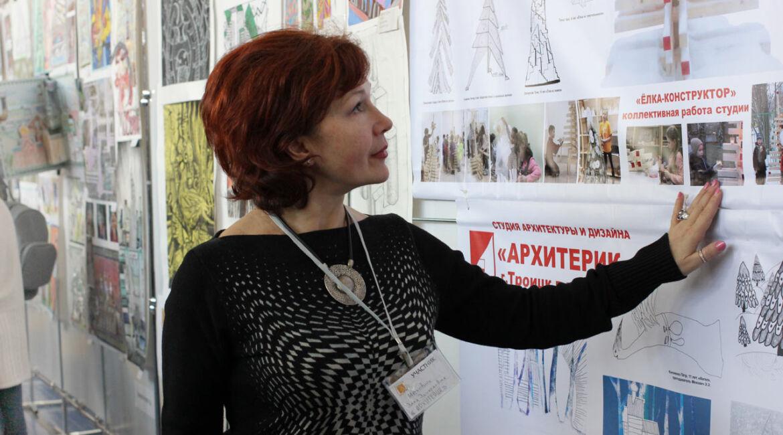 Фото с всероссийского конкурса им.Татлина