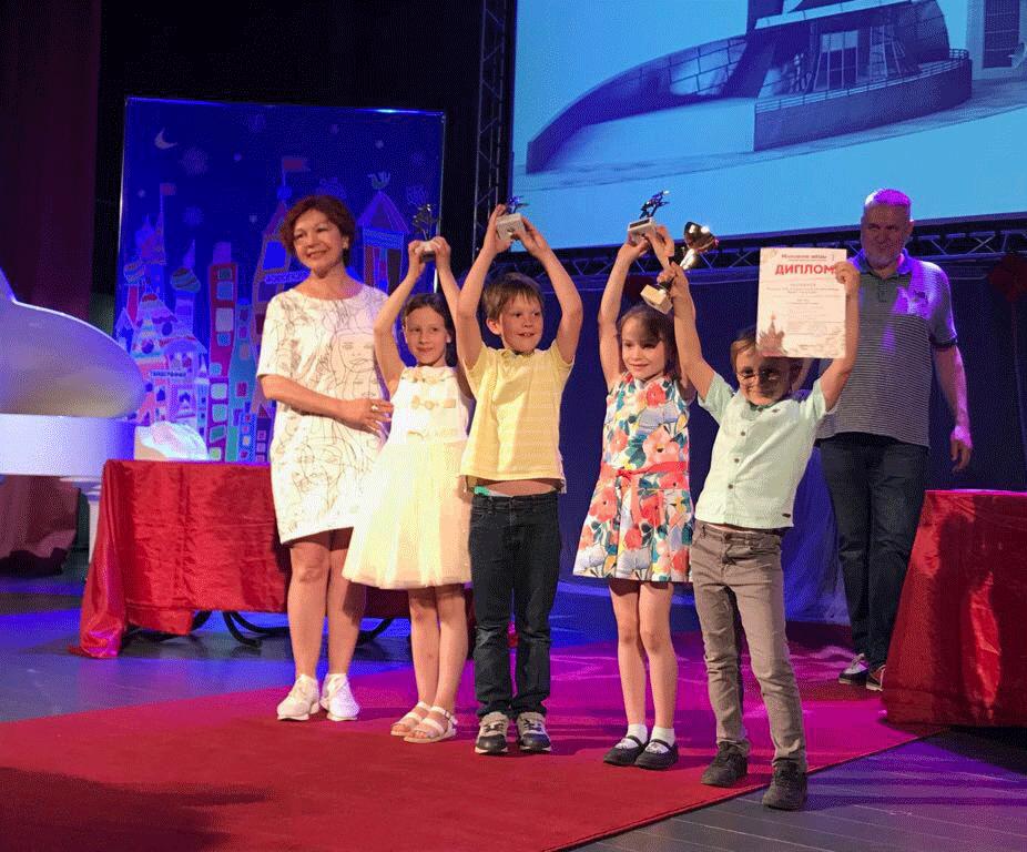 Гран-при «Московские Звезды»