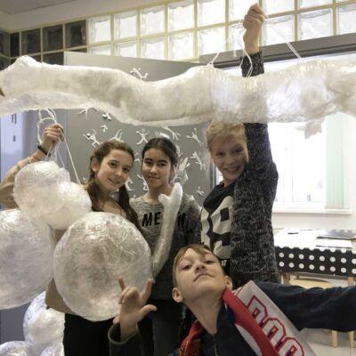 Фото Макетирование, студия Архитерик, Архитектура для детей