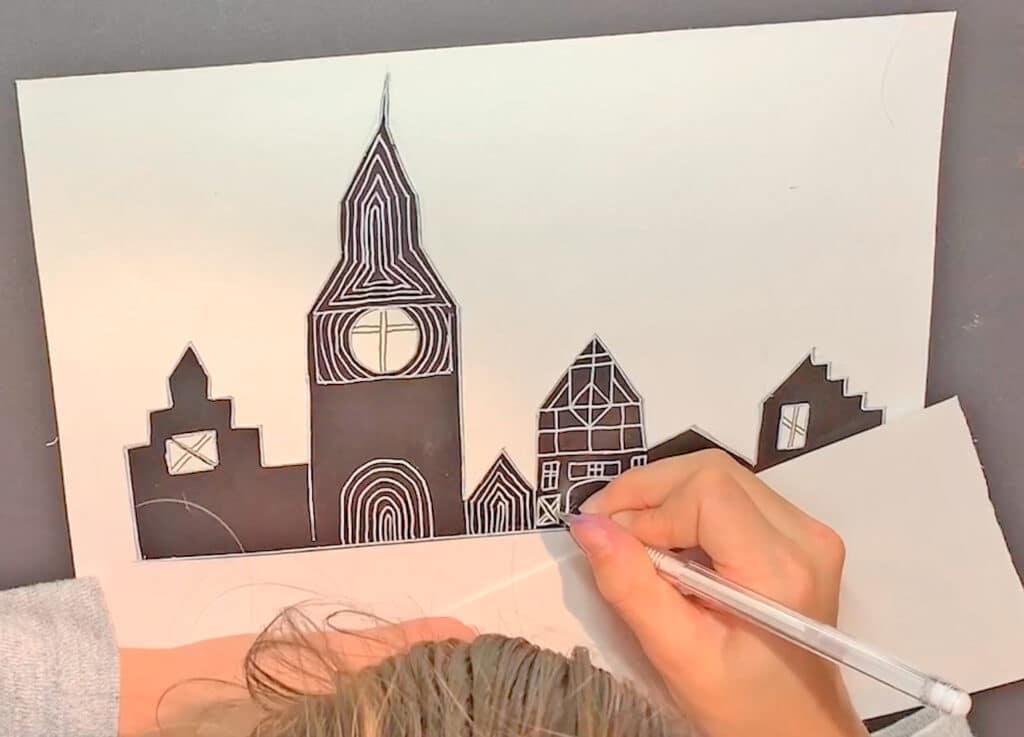 Уроки рисования для детей онлайн