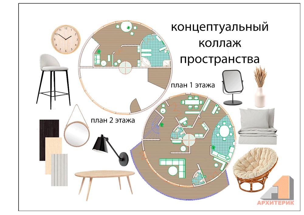 Работы детей дизайн интерьера